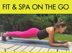 FIT & SPA ON THE GO